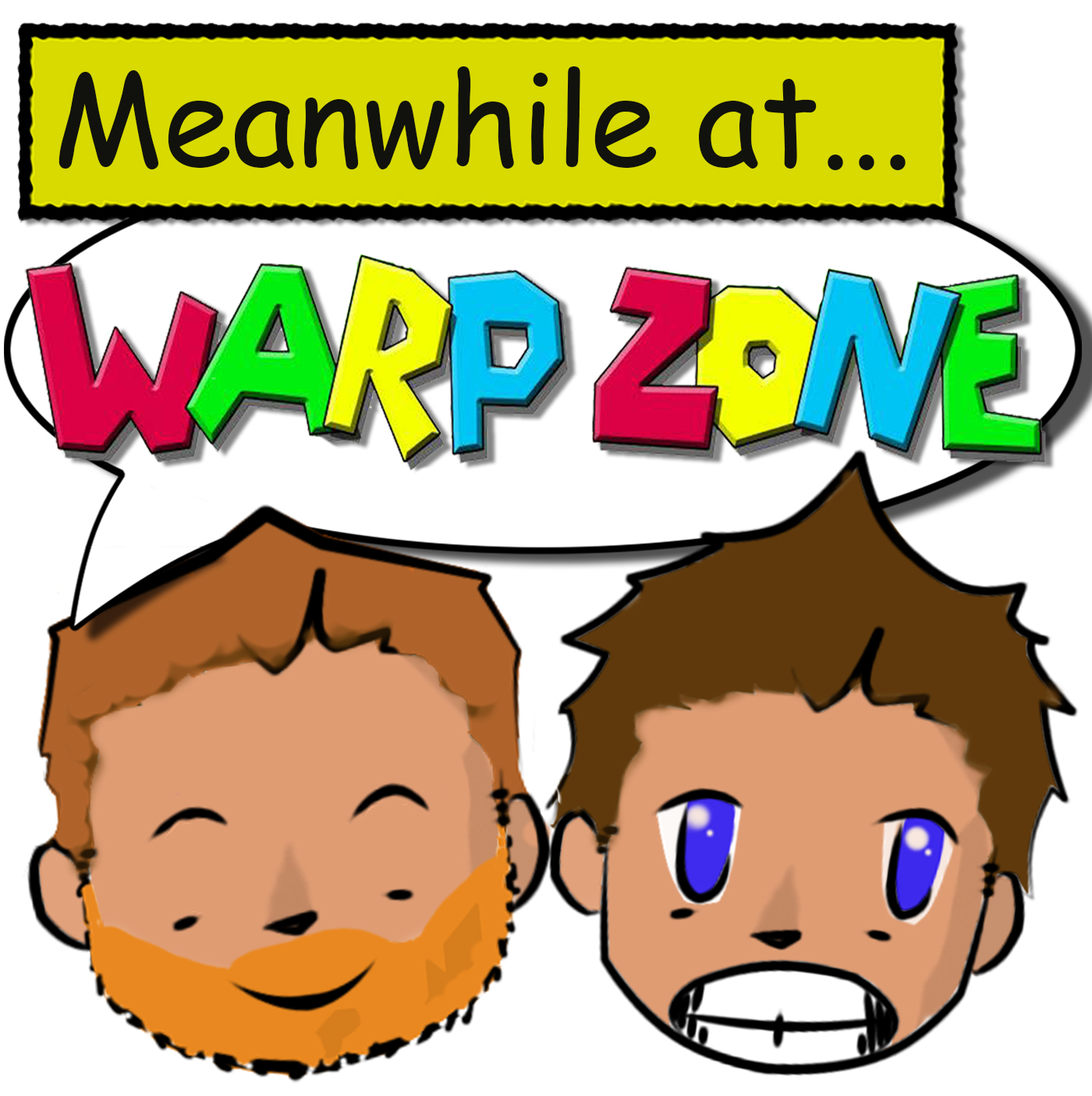 Meanwhile at Warp Zone