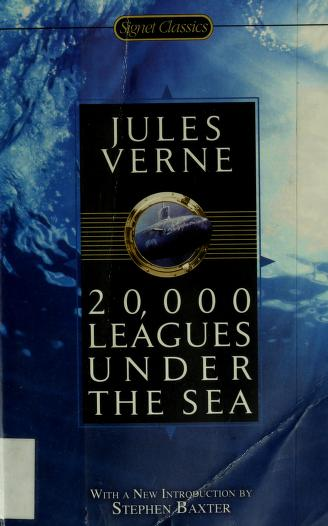 Cover of: 20,000 leagues under the sea | Jules Verne